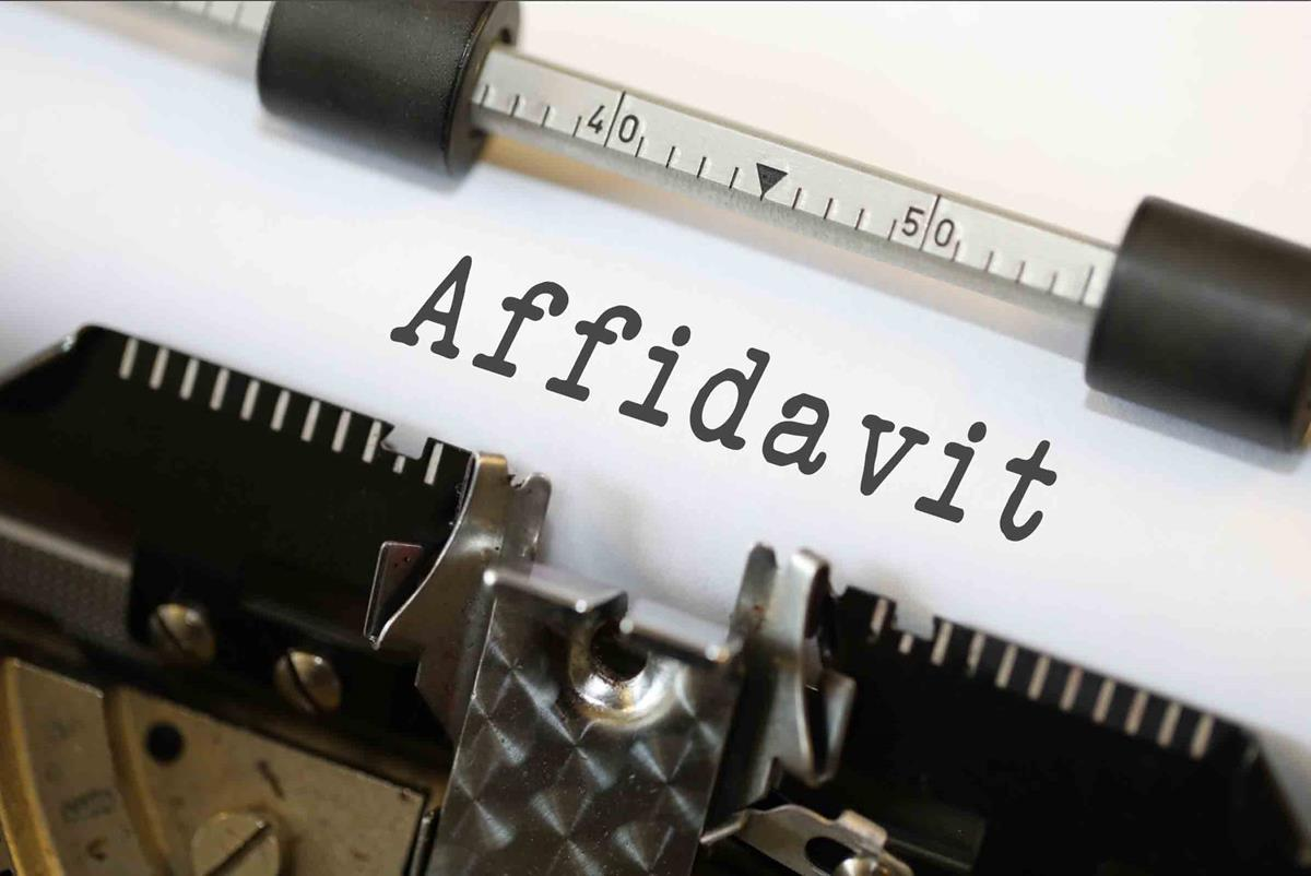 What Is a Defensive Driving Affidavit?