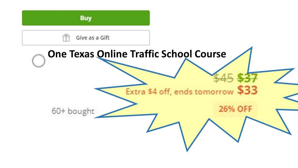 defensive driving groupon offer